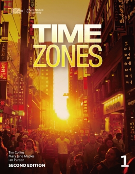 Time Zones Second Edition 1 Student Book Text Only