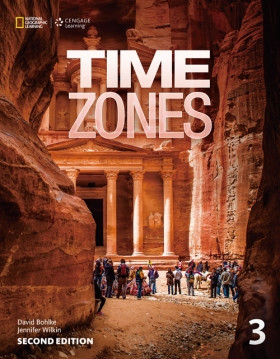 Time Zones Second Edition 3 Student Book Text Only