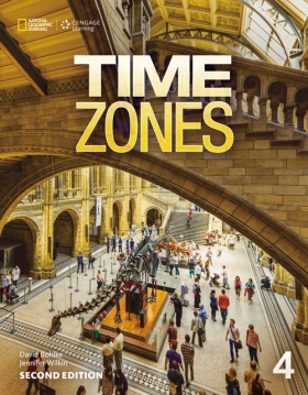 Time Zones Second Edition 4 Student Book Text Only