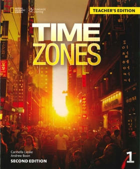 Time Zones Second Edition 1 Teacher's Edition