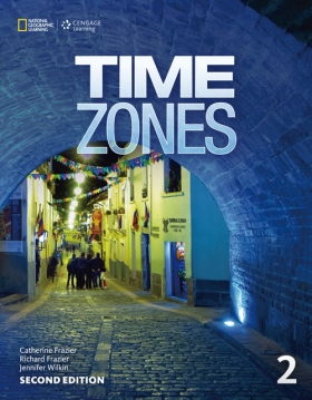 Time Zones Second Edition 2 Student Book with Online Workbook