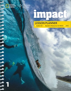 Impact 1 Lesson Planner with MP3 Audio CD, Teacher Resource CD-ROM, and DVD