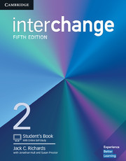 Interchange 5th Edition Level 2 Student's Book with Online Self-Study