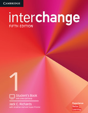 Interchange 5th Edition Level 1 Student's Book with Online Self-Study