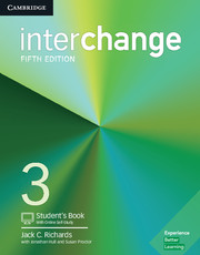 Interchange 5th Edition Level 3 Student's Book with Online Self-Study
