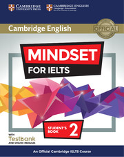 Mindset for IELTS Level 2 Student's Book and Online Modules with Testbank