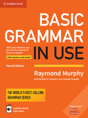 Basic Grammar in Use 4th Edition Student's Book with Answers and Interactive eBook