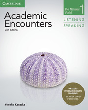 Academic Encounters 2nd Edition 1 Student\'s Book Listening and Speaking with Integrated Digital Learning