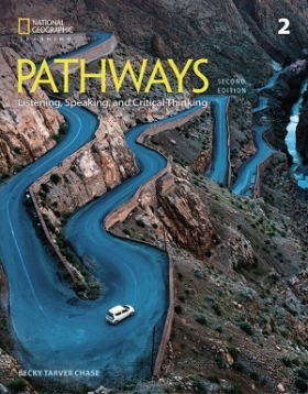 Pathways: Listening, Speaking, and Critical Thinking 2nd Edition 2 Student Book with Online Workbook Access Code