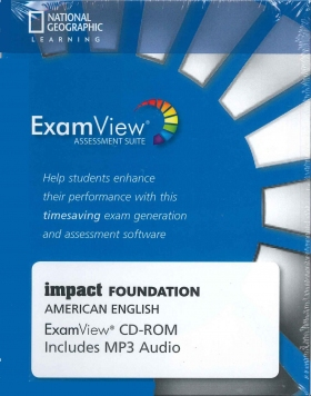 Impact Foundation Assessment CD-ROM with ExamView®