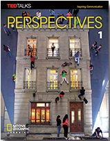 Perspectives 1 Student Book with Online Workbook Access Code