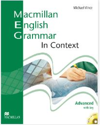 Macmillan English Grammar In Context: Advanced Student Book