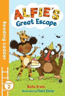 Reading Ladder 2 Alfie's Great Escape