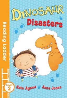Reading Ladder 2 Dinosaur Disasters