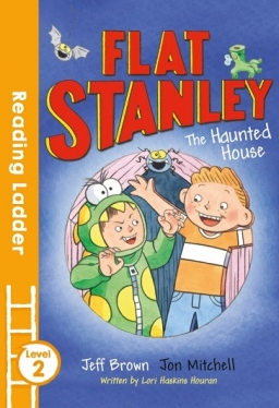 Reading Ladder 2 Flat Stanley and the Haunted House