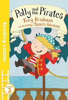 Reading Ladder 3 Polly and the Pirates