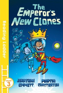 Reading Ladder 3 The Emperor's New Clones