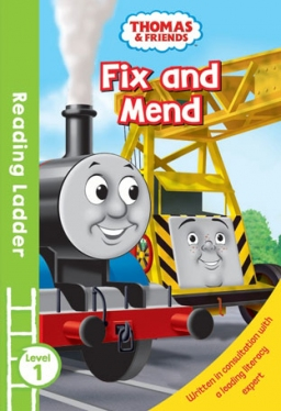 Reading Ladder 1 Thomas and Friends: Fix and Mend
