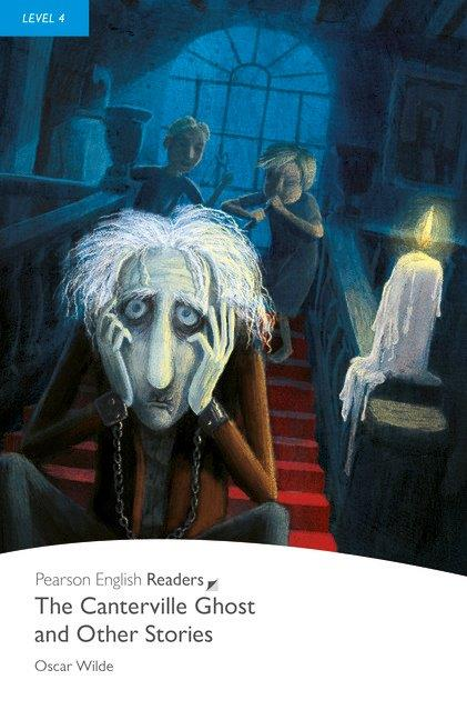 Pearson English Readers Level 4 The Canterville Ghost and Other Stories