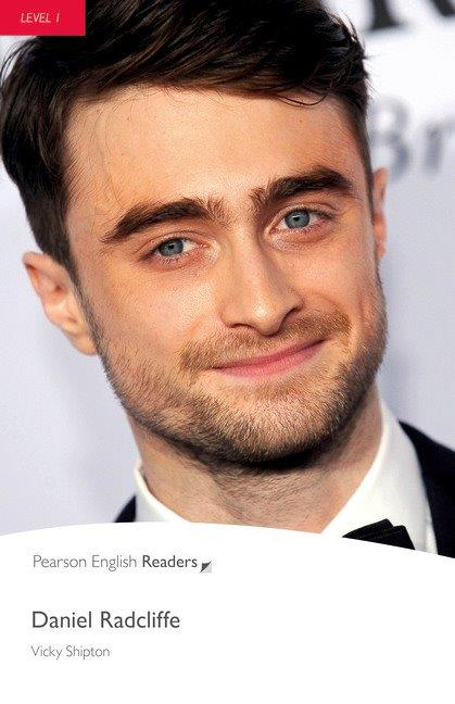 Pearson English Readers Level 1 Daniel Radcliffe with CD