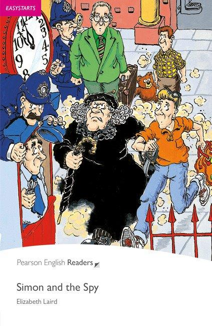 Pearson English Readers Easystarts Simon and the Spy