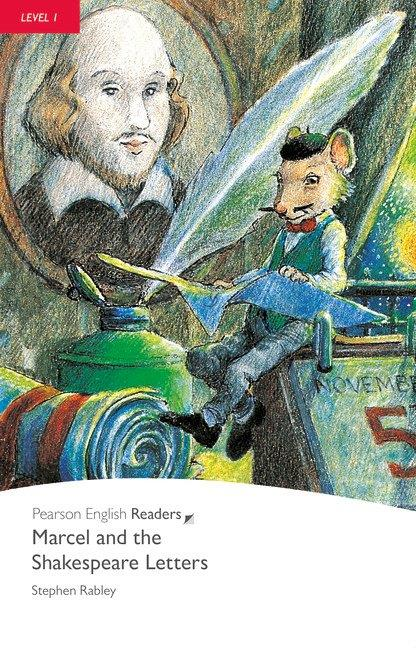 Pearson English Readers Level 1 Marcel and the Shakespeare Letters