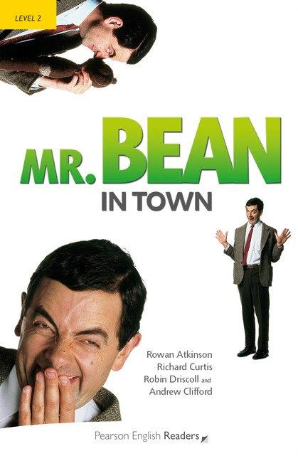 Pearson English Readers Level 2 Mr. Bean in Town