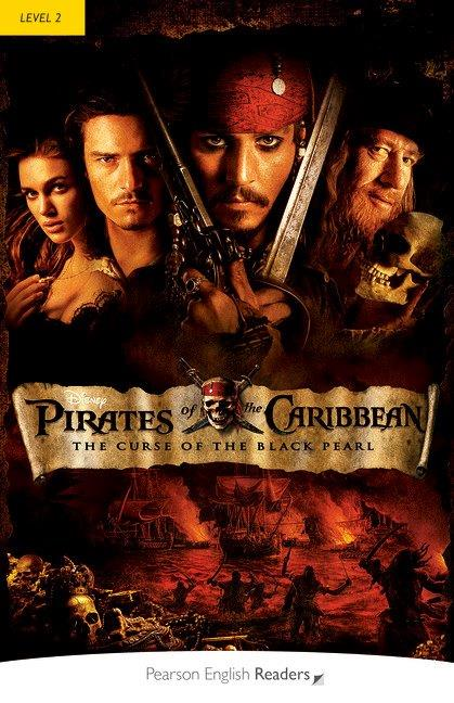 Pearson English Readers Level 2 Pirates of the Caribbean: Curse of the Black Pearl