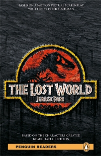 Penguin Readers 4 The Lost World: Jurassic Park