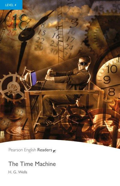 Pearson English Readers Level 4 The Time Machine