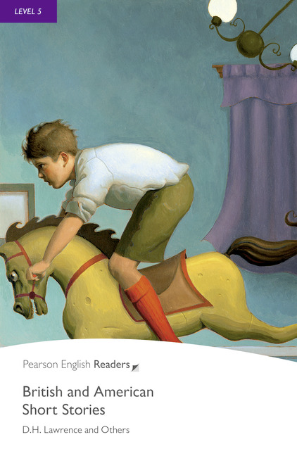 Pearson English Readers Level 5 British and American Short Stories with MP3