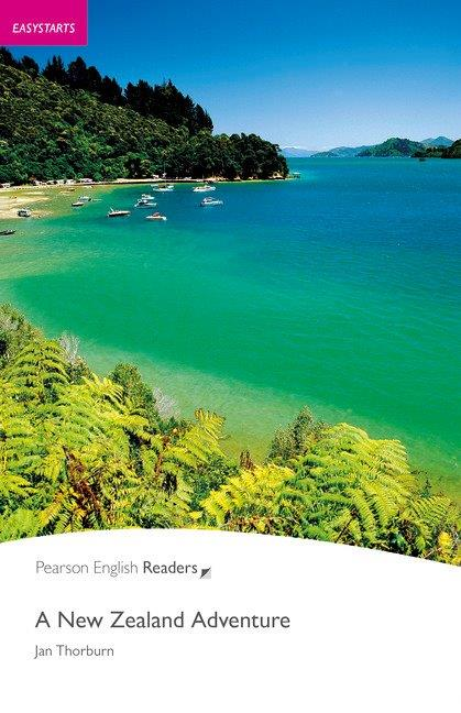Pearson English Readers Easystarts A New Zealand Adventure