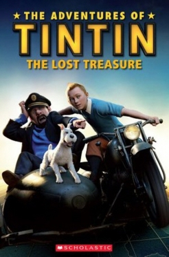 Scholastic Popcorn Readers Level 3 Tintin 3: The Lost Treasure