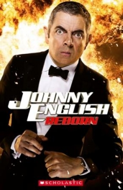 Scholastic ELT Readers Level 2 Johnny English (with CD)