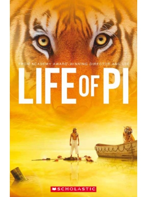 Scholastic ELT Readers Level 3 Life of Pi with CD