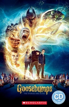 Scholastic ELT Readers Starter Goosebumps with CD
