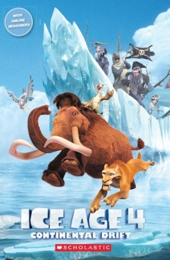 Scholastic Popcorn Readers Level 1 Ice Age 4: Continental Drift