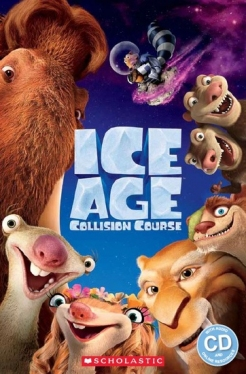 Scholastic Popcorn Readers Level 2 Ice Age: Collision Course (with CD)