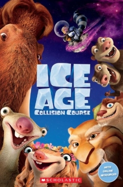 Scholastic Popcorn Readers Level 2 Ice Age: Collision Course