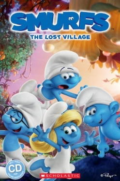 Scholastic Popcorn Readers Level 3 Smurfs: The Lost Village (with CD)