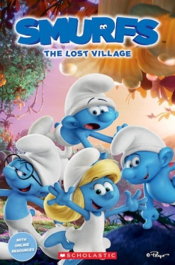 Scholastic Popcorn Readers Level 3 Smurfs: The Lost Village