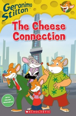 Scholastic Popcorn Readers Starter Geronimo Stilton: The Cheese Connection