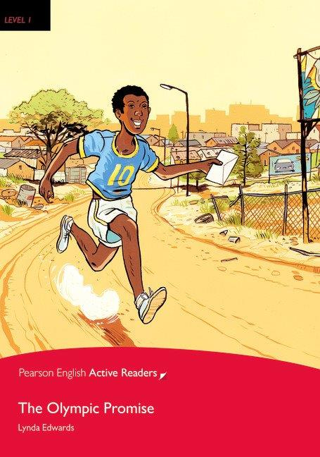 Pearson English Active Readers Level 1 The Olympic Promise with MP3