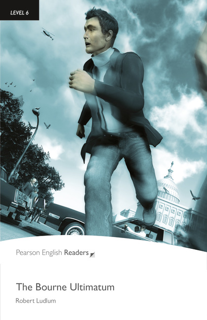 Pearson English Readers Level 6 The Bourne Ultimatum with MP3