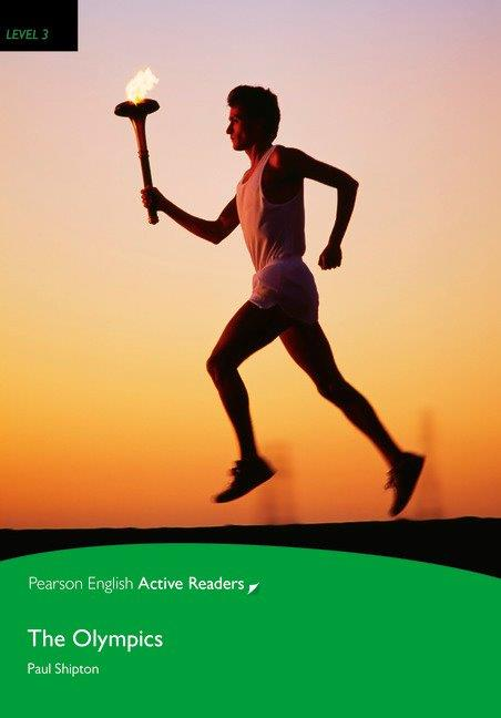 Pearson English Active Readers Level 3 The Olympics with MP3