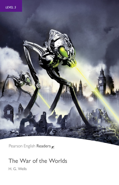 Pearson English Readers Level 5 The War of the Worlds with MP3