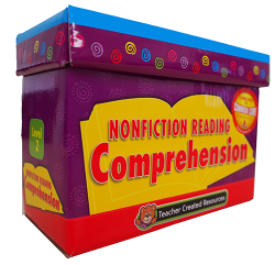 Nonfiction Reading Comprehension Cards (Grade2)