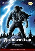 Classical Comics(American)  Frankenstein Student Textbook