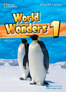 World Wonders Book 1 Student Book w/o Key + Audio CD