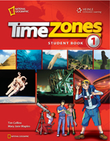 Time Zones Book 1 Student Book Text Only